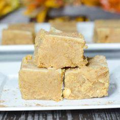 Peanut Butter Pumpkin Fudge Recipe on Yummly. @yummly #recipe
