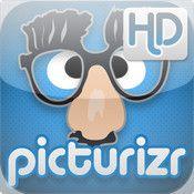 Picturizr voor iPad