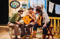 Espetáculo Histórias à Brasileira será apresentado nesta quarta e quinta feira em Porto Amazonas