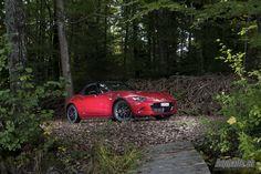 Essai Mazda MX-5 ND