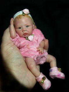 OOAK Sculpted Baby Dolls by Elizabeth Townsley, Bye Bye Babies Nursery