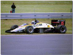 Patrick Tambay, Renault RE60, 1985 British GP