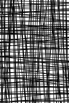 Graphic black & white pattern by Nionio Design. Graphic Design Pattern, Graphic Patterns, Surface Pattern Design, Pattern Art, Print Design, Design Design, Pretty Patterns, Line Patterns, Color Patterns