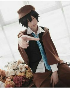 Cosplay. Bungou stray dogs