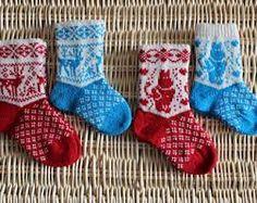 Billedresultat for moomin knitting pattern Wool Socks, Knitting Socks, Christmas Stockings, Christmas Gifts, Photo Blue, Sheep Wool, Christmas Knitting, Dark Red, Ravelry