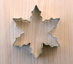 Snowflake Cookie Cutter - Icy