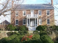 A History of Cobb Hall, Kilmarnock, Northumberland, Virginia, USA - Photos and Stories — FamilySearch.org