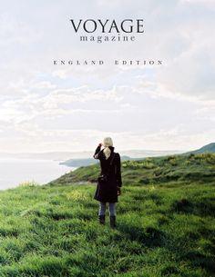 Voyage Magazine | Britt Chudleigh