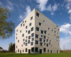 SANAA-Gebäude - Events mit Ein- und Ausblicken - UNESCO-Welterbe Zollverein - Das kulturelle Herz des Ruhrgebiets