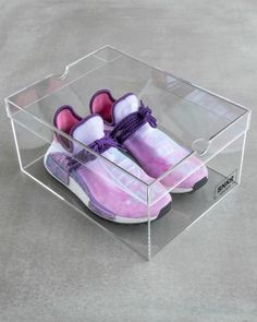 finest selection 40568 83325 Sneaker Keeper Shoe Box  snkrkeeper  sneakerkeeper  huholi  acrylicshoebox   concrete  sneakers