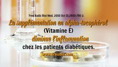 Are you suffering from diabetes? Blog, Vitamin E, Blogging
