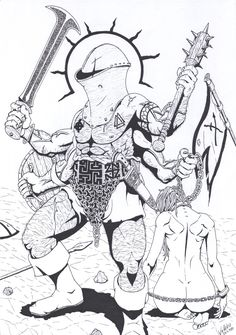 Vikings, Deviantart, Fantasy, Drawings, Image, The Vikings, Sketches, Fantasy Books, Drawing