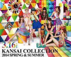 関西コレクション 2014S/S