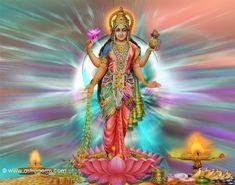 Free Sri Lakshmi Wallpaper