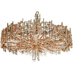 Lobmeyr Chandelier | From a unique collection of antique and modern chandeliers and pendants  at http://www.1stdibs.com/furniture/lighting/chandeliers-pendant-lights/