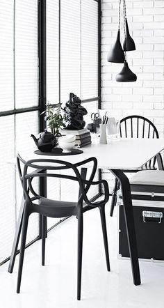 urbnite — Kartell masters Chair by Philippe Starck