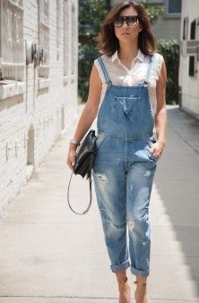 overalls style - Google Search