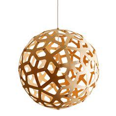 Organic light | Coral Pendel