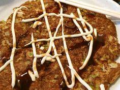 ダイエットに♡おからパウダーでお好み焼きの画像