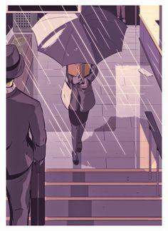 Guy Shield Illustration | MASHKULTURE