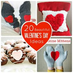 20 awesome Valentine projects #yearofcelebrations