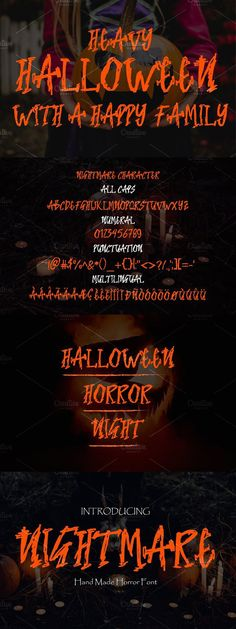 Buy and sell handcrafted, mousemade design content like vector patterns, icons, photoshop brushes, fonts and more at Creative Market. Halloween Fonts, Photoshop Brushes, Vector Pattern, Display, Creative, Floor Space, Billboard