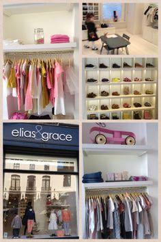 Elias & Grace/ Designer Kids shop