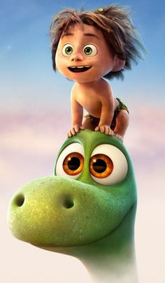 Spot and Arlo: The Good Dinosaur. READ IT: http://grown-up-disney-kid.tumblr.com/post/133815992054/the-good-dinosaur-opens-for-thanksgiving