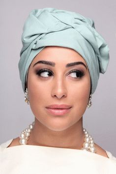 Turban Chic.  Sotra  - sotraboutique.com #millinery #judithm #hats