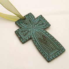 pottery crosses - Google Search