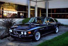 Gorgeous BMW. This is a dream car.