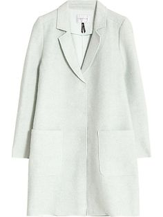 Lange Coat Groen - Costes Fashion
