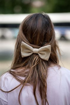 ive never really been one for bows.... but i like this.