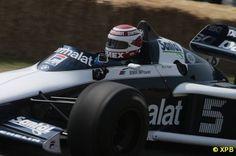 Nelson Piquet, Brabham BT52.