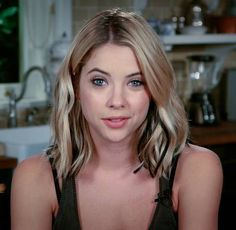 Hanna Marin is beautiful girl .. Ashley Benson