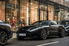 Incredible beautiful Aston Martin DB11