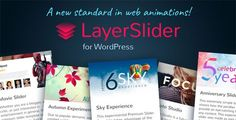LayerSlider es una plataforma de animación multipropósito premium. Se pueden crear presentaciones de diapositivas y galerías de imágenes con efectos alucinantes, páginas de aterrizaje magníficamente animadas y bloques de páginas, o incluso un sitio web completo utilizando LayerSlider.