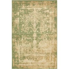 Found it at Wayfair - Vikram Light Green Area Rug