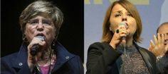 Intervista parallela (6 domande) alle due candidate per il ballottaggio di Ostia