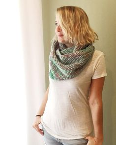 Free Pattern! Download the Winter Seeds Infinity Scarf knitting pattern from Craftsy today.