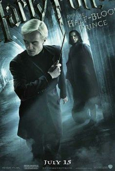 Harry Potter and the Half-Blood Prince posters for sale online. Buy Harry Potter and the Half-Blood Prince movie posters from Movie Poster Shop. We're your movie poster source for new releases and vintage movie posters. Harry Potter Poster, Rogue Harry Potter, Images Harry Potter, Harry Potter Universal, Harry Potter Movies, Harry Potter World, Draco Malfoy, Severus Snape, Severus Rogue