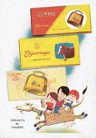 PENSIÓN ULISES: OTRO EQUIPO ES POSIBLE: VATICANO, TUPINAMBA, AMATLLER, JUNCOSA, ELGORRIAGA, LLOVERAS, BOIX, SOLSONA, NESTLÉ, SUCHARD Y BATANGA Vintage Advertisements, Vintage Ads, Vintage Posters, Nostalgia, Retro Packaging, Political Posters, Curious Cat, Old Ads, Kakao