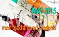 Prairie Beauty: FAVORITES: May 2015