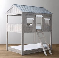 Cabin Loft Bed