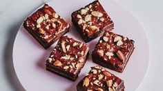 These Brownies Combine Chocolate and Almonds in the Most Decadent Way