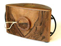 Pinhole cameras handmade by Bryan Dahlberg