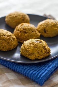 Grain Crazy: Pumpkin Chocolate Chip Cookies