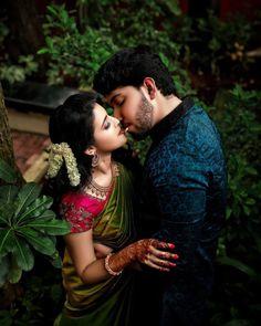 Indian Wedding Couple Photography, Wedding Couple Photos, Wedding Couple Poses Photography, Couple Photoshoot Poses, Wedding Couples, Pre Wedding Poses, Pre Wedding Photoshoot, Love Couple Photo, Marriage Images
