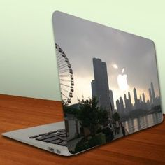Macbook Pro (15 inch) Vinyl, Removable Skin - Chicago Skyline by VictoryStore. $15.95. Our Protective Skins are removable vinyl skins for protecting and customizing your MacBooks. They feature photo-quality graphics ranging from fine art prints to contemporary designs to fun and silly designs. They will protect your MacBook with a durable anti-scratch, anti-UV coating.  The removable skins are thin enough that they won't interfere with any other accessories (ie. other ...