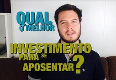 Qual o Melhor Investimento para se Aposentar? (Tesouro Direto? Previdê...